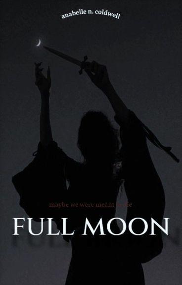 Full Moon - isaac lahey