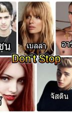 Don't Stop(end) by sms_jt