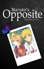 Naruto's Opposite (Naruto's Twin Brother) by Ayazaki_Kisei