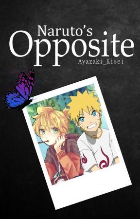 Naruto's Opposite (Naruto's Twin Brother) by Ayazaki_Kisei