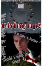 Giving up? (BoyxBoy) by SterekAndMarvelPhan