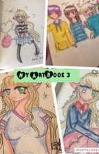My art book 3 ( old) by kawaiiWhitetigress