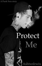 Protect me - Luke Hemmings Punk by AshtxnIrwix