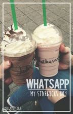 WhatsApp, My Starbucks Boy  by MeLlamoPedra