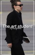 The art student by mussybunhes