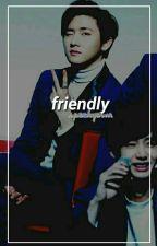 friendly ㅡ changkyun by kihyuned