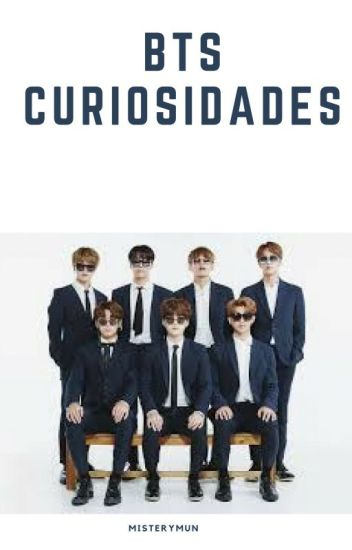 Curiosidades de Bangtan Boys  (BTS)