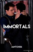 Immortals (Torchwood au) by janto456