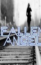 Fallen Angel by amberrider22