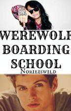 Werewolf Boarding School by norieiswild