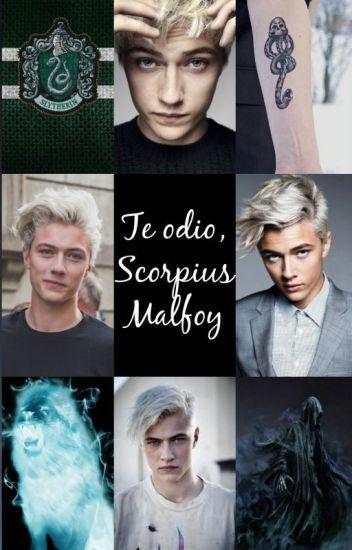 Te Odio, Scorpius Malfoy #Wattys16