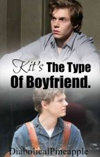 Kit Is The Type (Kit Walker) by DiabolicalPineapple