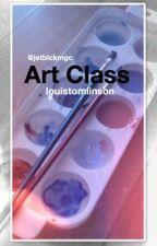 Art Class|| l.t. by jetblckmgc