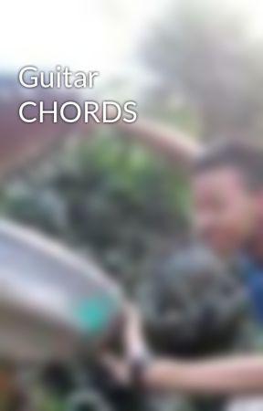 Guitar CHORDS - Wattpad