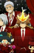 Who Are You Actually, Dame-Tsuna? (Khr) by CtDiaz