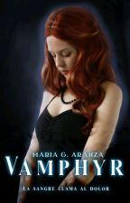 Sangre vamphyr [Vamphyr #2] by MaryGGonz