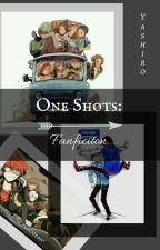One-shoty Na Zamówienie Lub Nie by Yashiro_Fushimi
