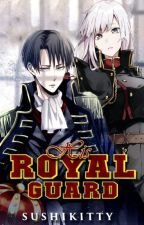 HIS ROYAL GUARD. | Royalty Levi X Guard Reader ✓ by sushikitty