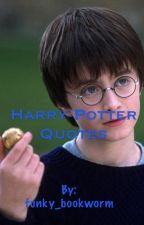 Harry Potter quotes by funky_bookworm