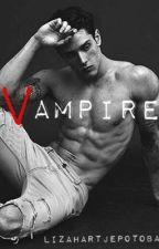 Vampire by lizahartjepotoba