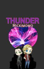 Thunder (Thorki)  by Mickimomo
