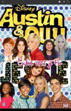 La Hermana De Austin Moon-Austin Jessie Y Ally-Luke Ross Y Tu by arelisangster