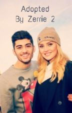 Adopted By Zerrie 2 by harrysangel1D