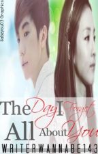 The Day I Forget All about You ~ Cedric and Amethyst's Story ~ [ HIATUS ] by writerwannabe143