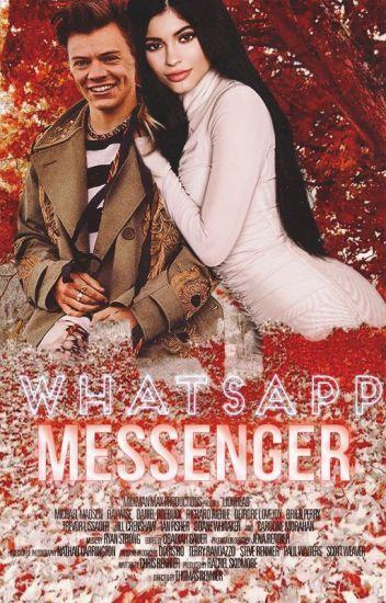 Whatsapp Messenger - H.S #Wattys2017