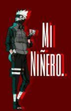 Mi Niñero. ||Kakashi Y Tu|| by AlejandraCherry
