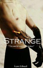 Strange by _ondario