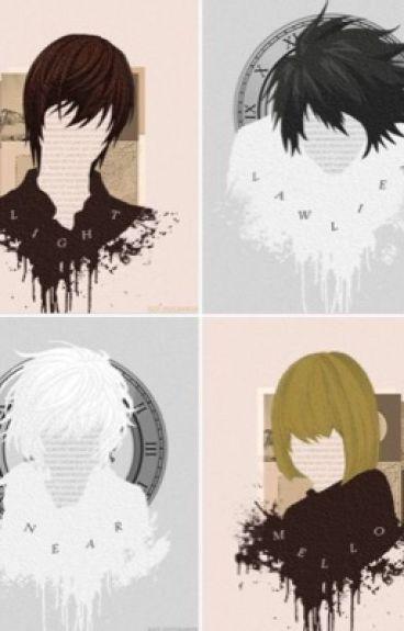 Death Note Boyfriend Scenarios