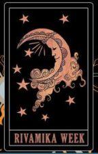 RivaMika Week: Tarot Cards by Anastrisha