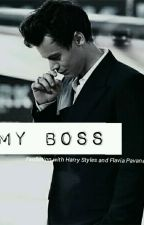 My Boss || H.S  (HOT) - PARADA by GirlOfHarry_069