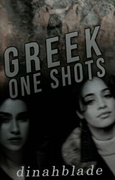 Greek One Shots (Camren)
