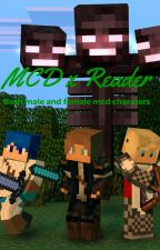 Minecraft Diaries X Reader by TheUnrecognizeAuthor