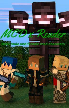 Minecraft Diaries X Reader by MaddyGarden