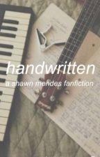 handwritten | s.m  (SLOW UPDATES) by obliviatemendes