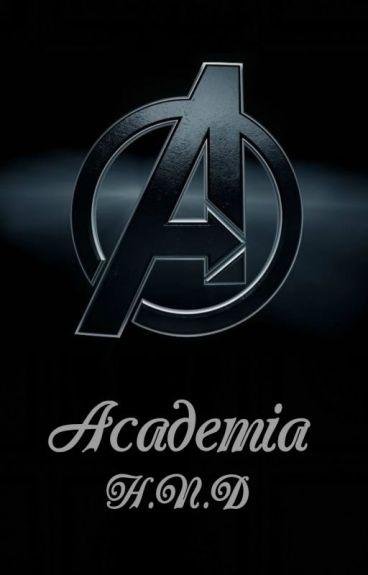 Academia H.N.D;; HIATUS