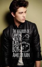 The Hazards of Camping With the Bad Boy (#1 Of The Hazards Series) by amelialeehan