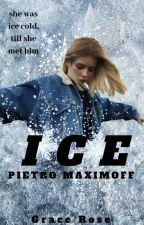 Ice Pietro Maximoff / quicksilver by MaskedAuthors