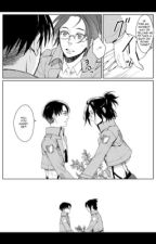 Levihan oneshots! by MultiFandomTrashhh