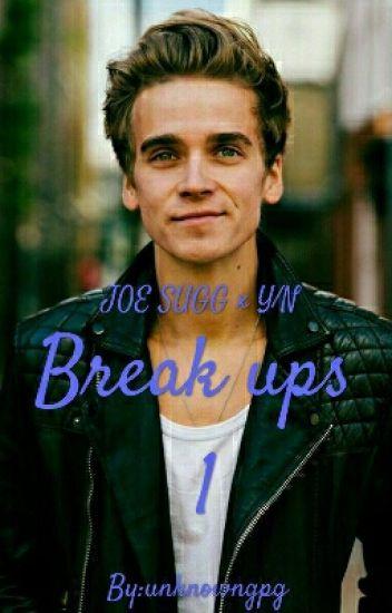Break ups Joe sugg
