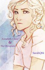 Annabeth Chase & The Olympians: The Lightning Thief by SarahQ84