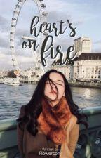 Heart's on Fire by flowercony