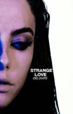 Strange Love ◆ Kol Mikaelson by lydiiabranwell