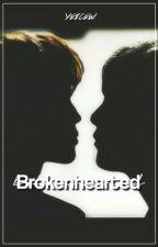 brokenhearted || yoonmin by yeicew
