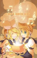 Happy Birthday To My Other Half by AsheCorinthos