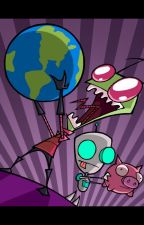 A Human Invader (Invader Zim fanfic) by AnimeNekoGoddess