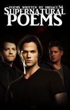 Supernatural Poems by mrsace34